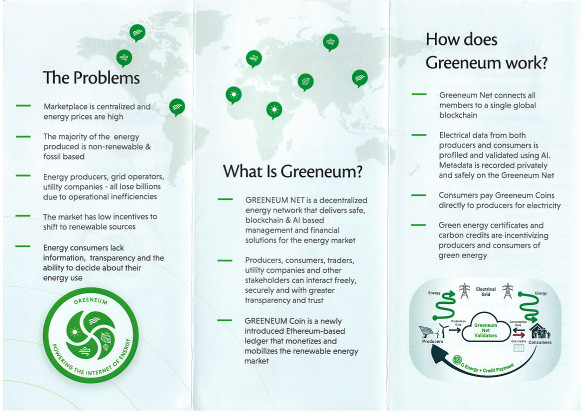 Greeneum Brochure Inside